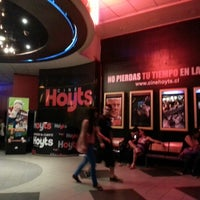 Photo taken at Cine Hoyts by ANDRES M. on 1/18/2013
