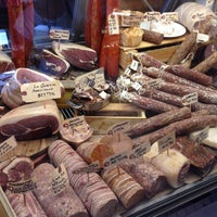 Photo taken at Publican Quality Meats by Ashley B. on 9/12/2013