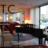 Photo taken at Sant Cugat Hotel & Restaurant by Sergi J. on 3/1/2013