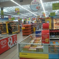 Photo taken at Carrefour by Sergio R. on 2/9/2013