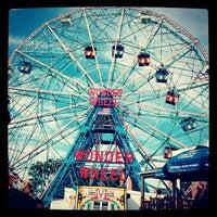 Photo taken at Luna Park by Ty K. on 9/7/2013