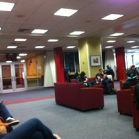 Photo taken at Paul Robeson Campus Center by ابدالهادي on 2/6/2013