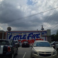 Photo taken at Little Five Points by Anthony C. on 7/13/2013