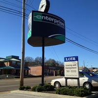 Photo taken at Enterprise Rent-A-Car by Anthony C. on 12/22/2012
