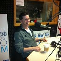 Photo taken at 97.9 FM WCHL Studios by Zach W. on 2/1/2013