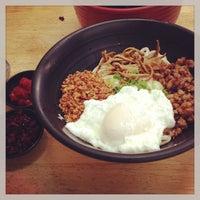Photo taken at Restoran Super Kitchen Chilli Pan Mee (辣椒板面) by vivian on 9/18/2013