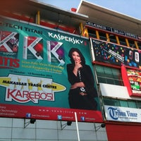 Photo taken at Makassar Trade Centre (MTC) by Joanna M. on 11/6/2012