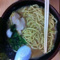 Photo taken at ラーメン 恵比寿家 by Yukitake K. on 12/20/2012