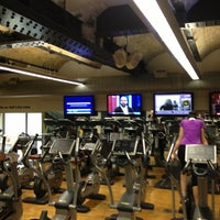 Photo taken at LA Fitness by youri j. on 3/11/2013