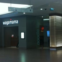 Photo taken at Wagamama by Gaz on 12/13/2012