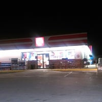 Photo taken at Circle K by Weird R. on 3/26/2014