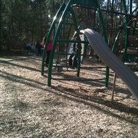 Photo taken at Piney Wood Park by Tuvara K. on 4/6/2013