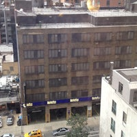 Photo taken at Manhattan Mini Storage by Patrick M. on 8/11/2013