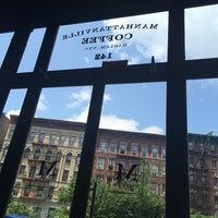 Photo taken at Manhattanville Coffee by Benoit S. on 7/20/2014