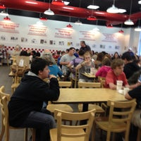 Photo taken at Five Guys by Chris L. on 4/19/2013