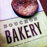 Photo taken at Bouchon Bakery by Gregoire M. on 10/26/2012