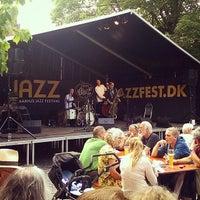 Photo taken at Café Smagløs by Jeppe M. on 7/17/2014