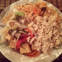 Photo taken at Bluefin Sushi & Thai Grill by Belmiro B. on 6/28/2014