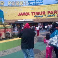 Photo taken at Jawa Timur Park 1 by kezia y. on 6/15/2013