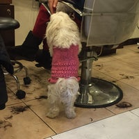 Photo taken at Amy's Hair Salon by Alex S. on 1/30/2016