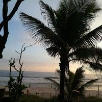 Photo taken at Posto 5 by Thiago T. on 12/21/2012