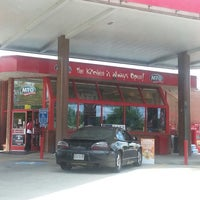 Photo taken at Sheetz by Brittany L. on 6/7/2014