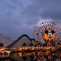Photo taken at Disney California Adventure by Edi G. on 5/23/2013