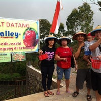 Photo taken at Malino by Andry L. on 8/17/2014