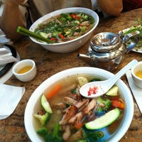 Photo taken at Pho Bang New York by Fanny L. on 2/2/2013