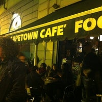 Photo taken at Cape Town Cafè by Stefano C. on 3/9/2013