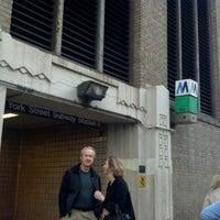 Photo taken at MTA Subway - York St (F) by Ceie C. on 10/21/2012