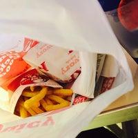 Photo taken at KFC by Amiel G. on 3/26/2014