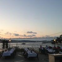 Photo taken at Kıyı Emniyet Restaurant by Numan E. on 7/19/2013