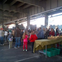 Photo taken at New Amsterdam Market by shari b. on 11/11/2012