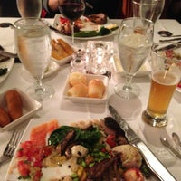 Photo taken at Chima Brazilian Steakhouse by Phillyism on 4/17/2013