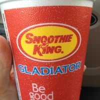 Photo taken at Smoothie King by Erica L. on 8/6/2013
