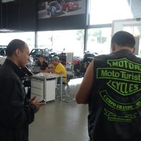 Photo taken at Raviera Motors by MotoTuristas on 2/9/2013