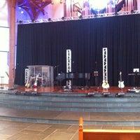 Photo taken at First United Methodist Church Richardson by Stephanie V. on 10/14/2012