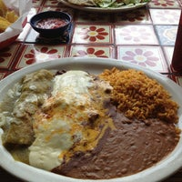 Photo taken at Tupy's Mexican Food Supreme by Jenny K. on 3/17/2013