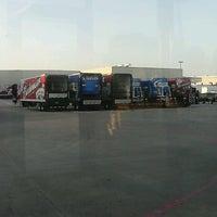 """Photo taken at Ben E.Keith/Budweiser PPG Warehouse by Anita """"Peaches"""" J. on 7/23/2013"""
