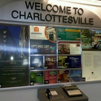 Photo taken at Charlottesville-Albemarle Airport (CHO) by Mauricio C. on 6/25/2013