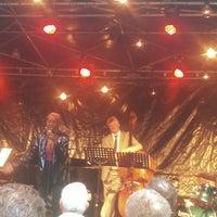 Photo taken at Nieuwe Kerksplein Haarlem by Edo P. on 8/14/2014