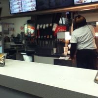 Photo taken at Burger King by Alfred C. on 1/20/2013