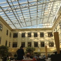 Photo taken at Courtyard Moscow City Center by Dima P. on 7/3/2013