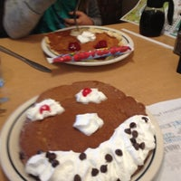 Photo taken at IHOP by Guy J. on 11/4/2012