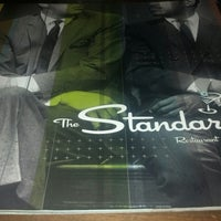 Photo taken at The Standard Restaurant & Lounge by Zack B. on 3/14/2013