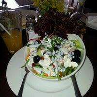 Photo taken at Cafe Nush by Reezy K E. on 6/11/2013