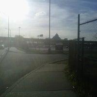 Photo taken at NJT - Liberty State Park Light Rail Station by Jason W. on 11/15/2012
