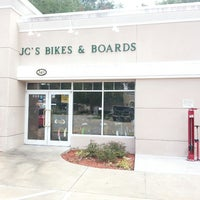 Photo taken at JC's Bikes and Boards by Edixon R. on 10/5/2013