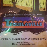 Photo taken at Tequilaville by Levy B. on 12/16/2012